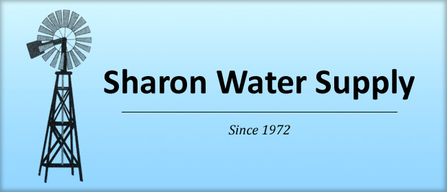 Sharon Water Supply